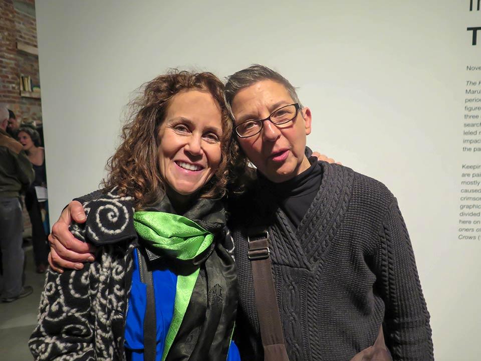 Andrea Lowenkopf, Linda Chapman