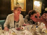 Sandy Parker at the National Arts Club
