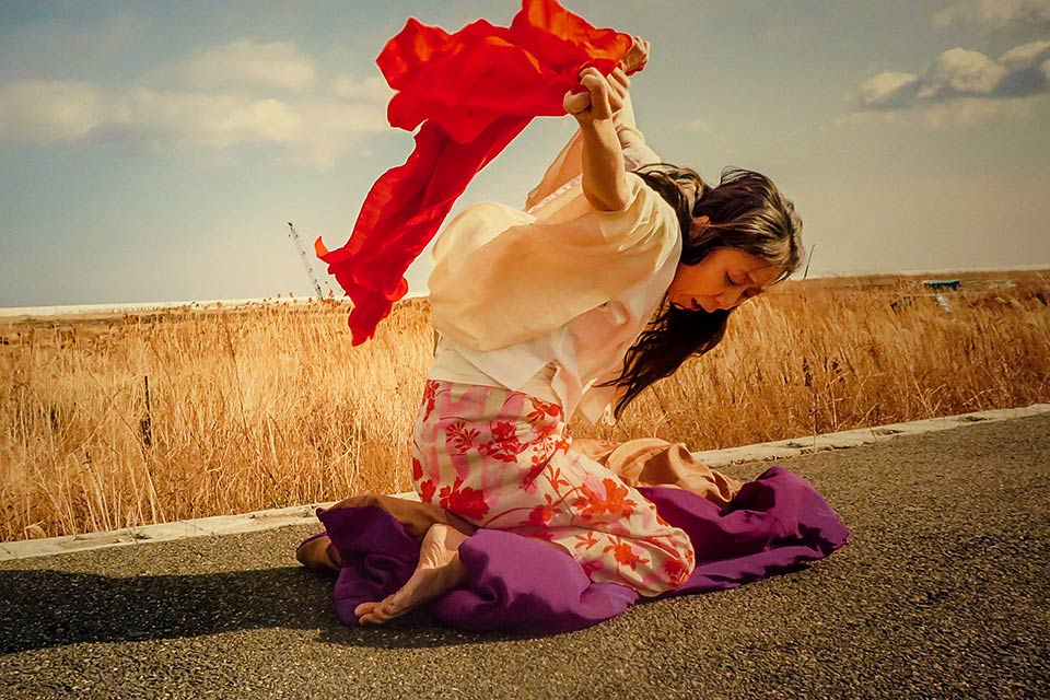 Eiko Otake by William Johnston