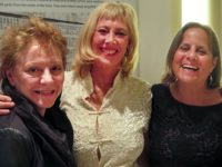 Sandy Parker, Carolina Soto, Debra Brindis