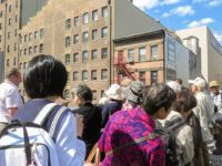 Himawari Hibakusha Choir at the Williams and Baker Warehouse
