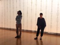 Hayato Nakao, Marie Cochrane, Shinpei Takeda exhibit