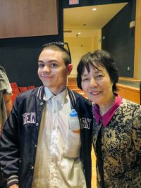 Reiko Yamada, Mott Haven HS student