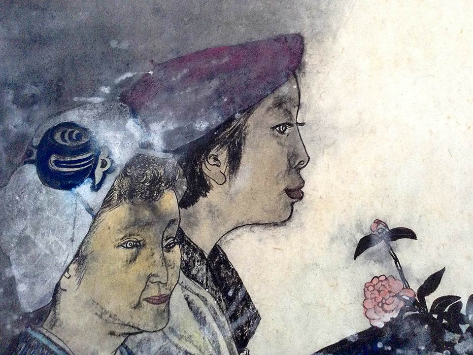 Hiroshima Panels, Petition (1955)