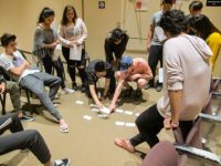 EF Academy students, Nuclear Fuel Chain Game