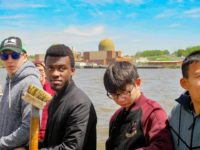 EF Academy students at Indian Point nuclear power plant
