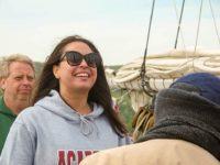 Teacher Rosalie Frison, EF International Academy