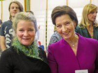 Kathleen Sullivan, Austrian Minister of Education & Womens Affairs