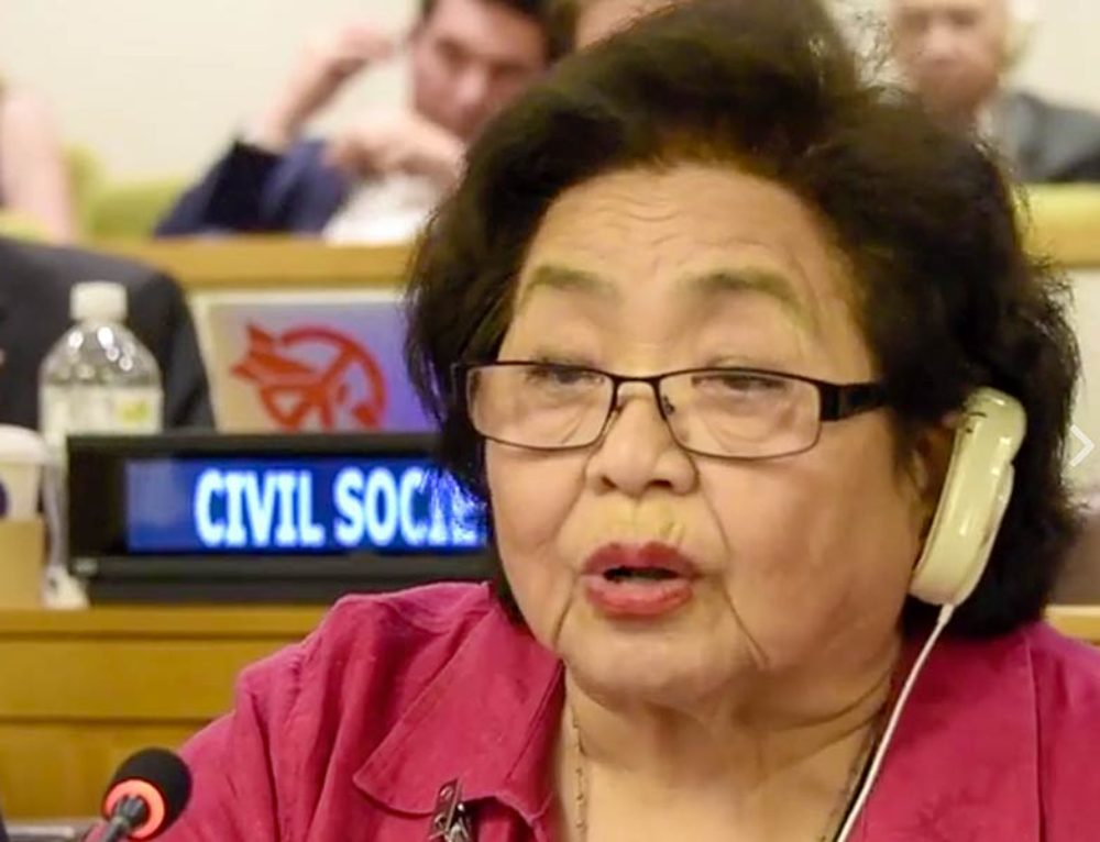 Setsuko Thurlow Gives Final Remarks at Ban Treaty Adoption